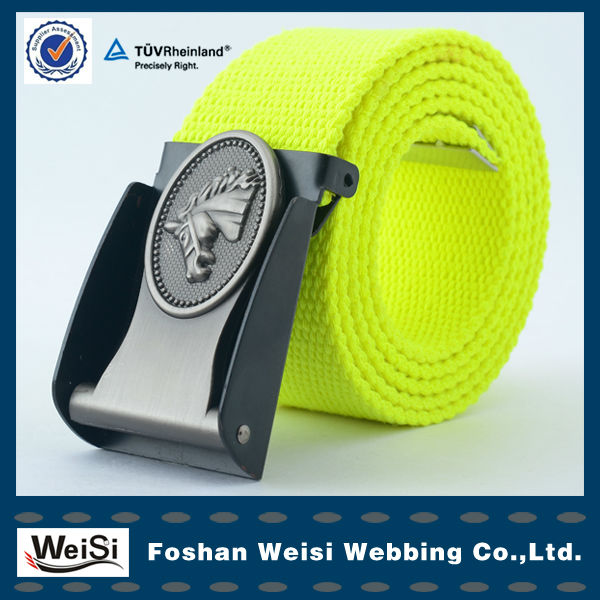 foshan weisi design hot selling men cheap studded belts