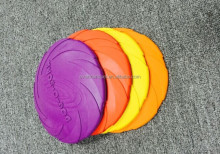 <strong>Pet</strong> products <strong>pet</strong> <strong>training</strong> frisbee soft dog toy eco-friendly dog frisbee