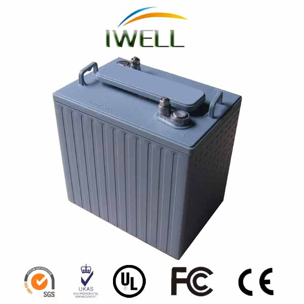 Long Life 6V 225 ah Various Capacity Deep Cycle Battery For Solar System