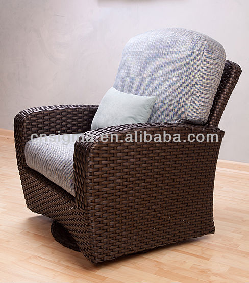NEW!LUXURY Desgin SWIVEL GLIDER