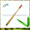 Bulk bamboo toothbrush with natural ingredients