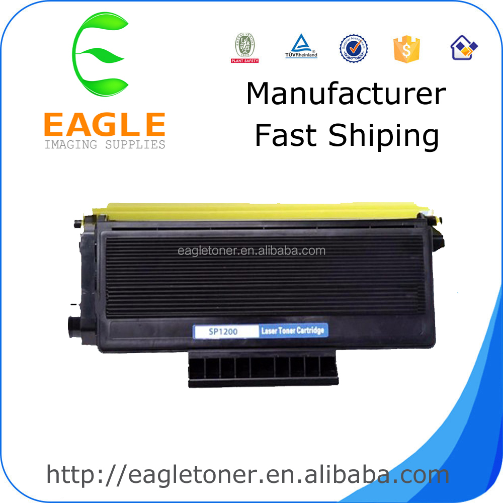 Alibaba Export Compatible Toner For Ricoh Aficio SP1200 SP 1200 SP1200S