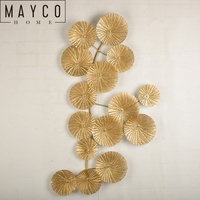 Mayco New Design 3d Metal Wall Art ,Wholesale Rustic Home Decor