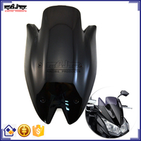 BJ-WS-Z1000-10 Aftermarket Custom Windshields Motorcycle for Kawasaki Z1000 10-13