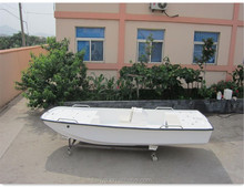 Liya 4.2m fiberglass boat hulls for sale catamaran fiberglass fishing boat