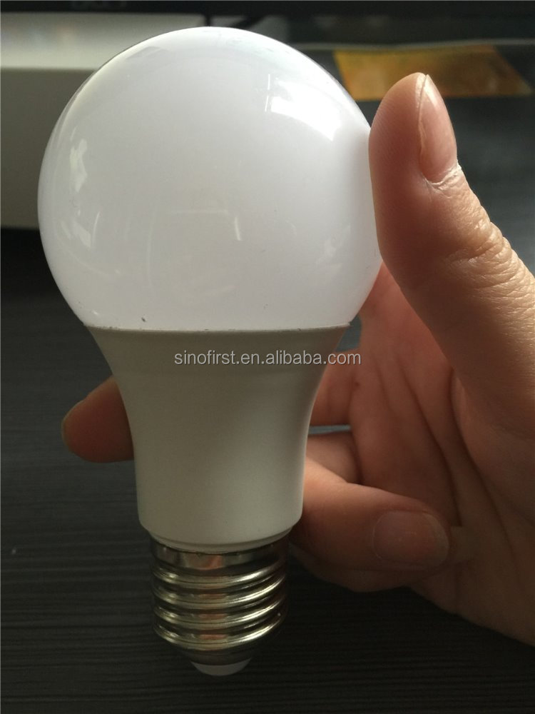 $0.9 Pc+ Aluminum led bulb A60 9.5w IC driver led light bulb E27/B22 base