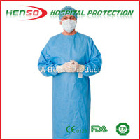 Henso Isolation Gown S M L XL XXL