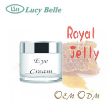 Beauty professional skin care products natural royal jelly ageless eye cream
