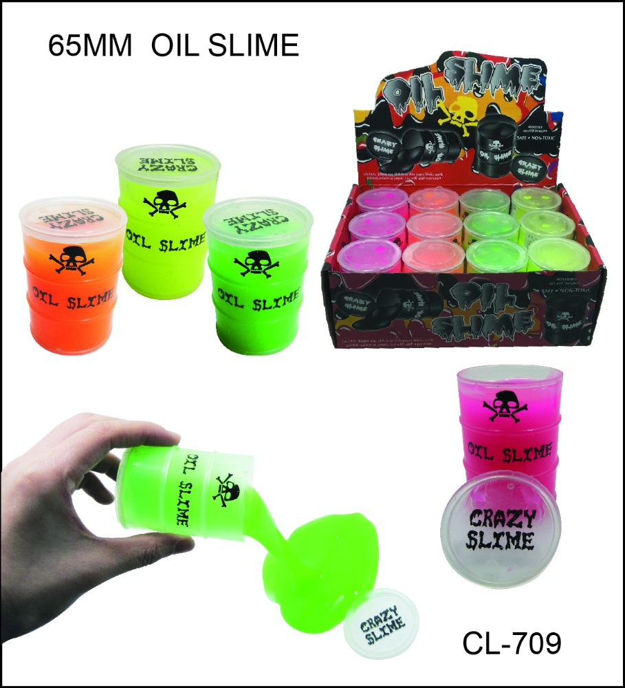 2017 crazy hot sell toy slime toy for children