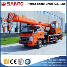 Truck with crane 10 ton
