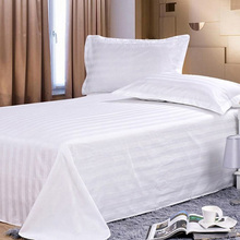 wholesale comfortable Non-disposable flat bed sheet