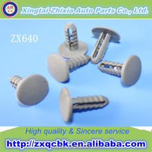 Plastic Injection Mould auto plastic clips and fasteners for car auto plastic clips
