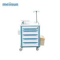 Cheapest Mobile Hospital Emergency Trolley Medical
