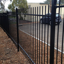 High-quality Wrought Iron Fence /Used Iron Fence /Picket Fence For Sale