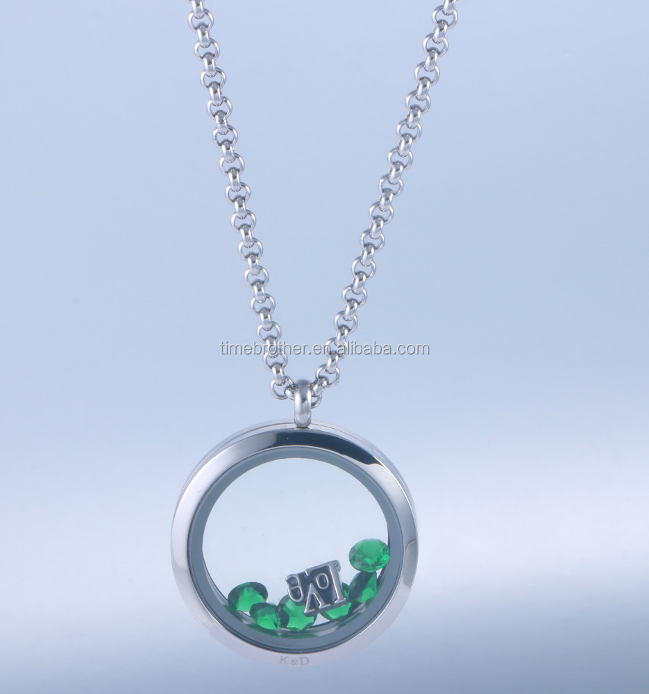 wedding high quality mother child birthstone jewelry