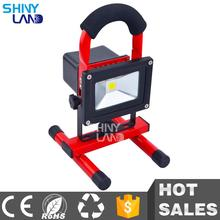 outdoor 10w 20W 30W 50W 100W Rechargeable LED Flood Light