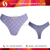 Women Thong Sexy Panty Young Lady Underwear ladies thong slips
