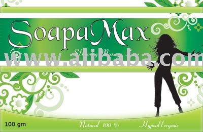 SoapaMaX slimming massage firming soap