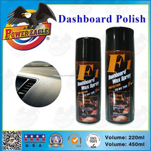 F1 Dashboard Wax Spray Polish 450ml