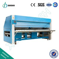 commercial laundry sheet folder machine/shirt Ironing folding Machine ,CE
