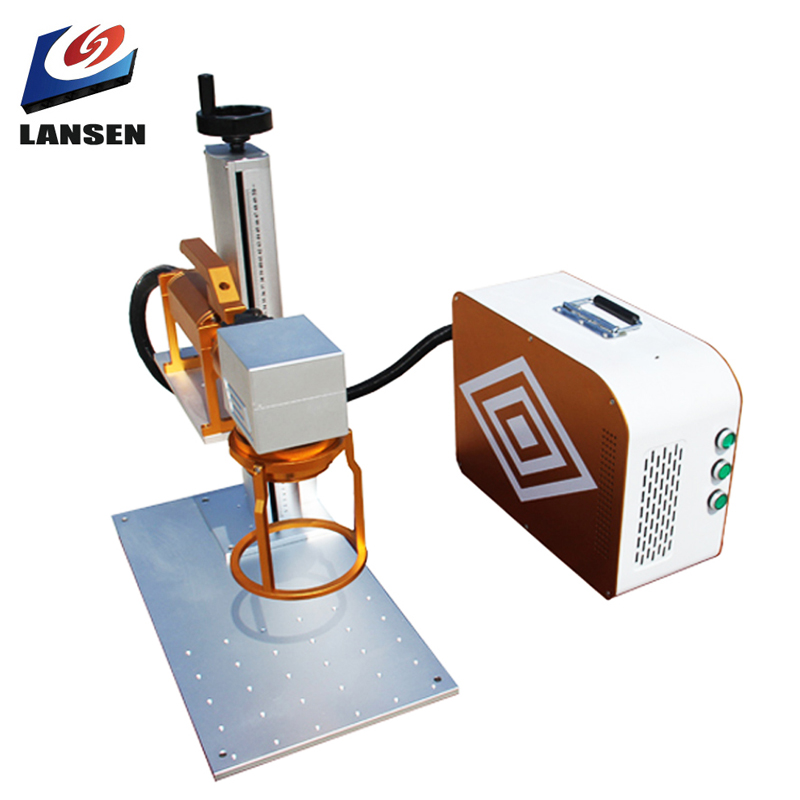 <strong>Max</strong> laser 10w 20w 30w screen protector fiber laser marking machine for sale