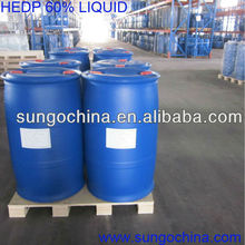 HEDP liquid 60% for water treatment