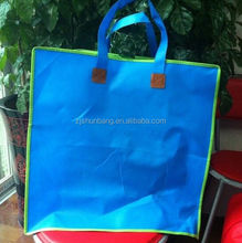 2015 cheap pvc pvc non woven bag/ fashion design non woven carry bag/ 2012new style pp non woven foldable bags for shopping