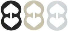 The Ultimate Bra Strap Solution Perfect Concealer Clips - Cleavage Control