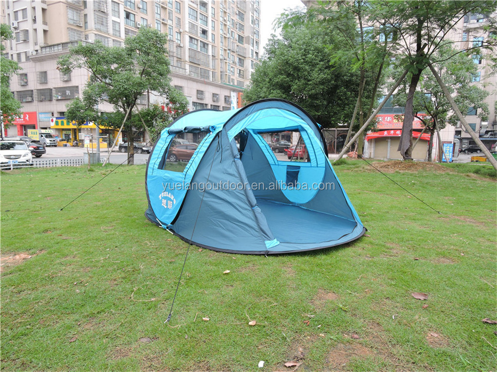 Outdoor Shelters For Boats : Outdoor boat shaped tents one touch portable tent