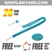 Hot sale tube custom lanyard with ID card holder