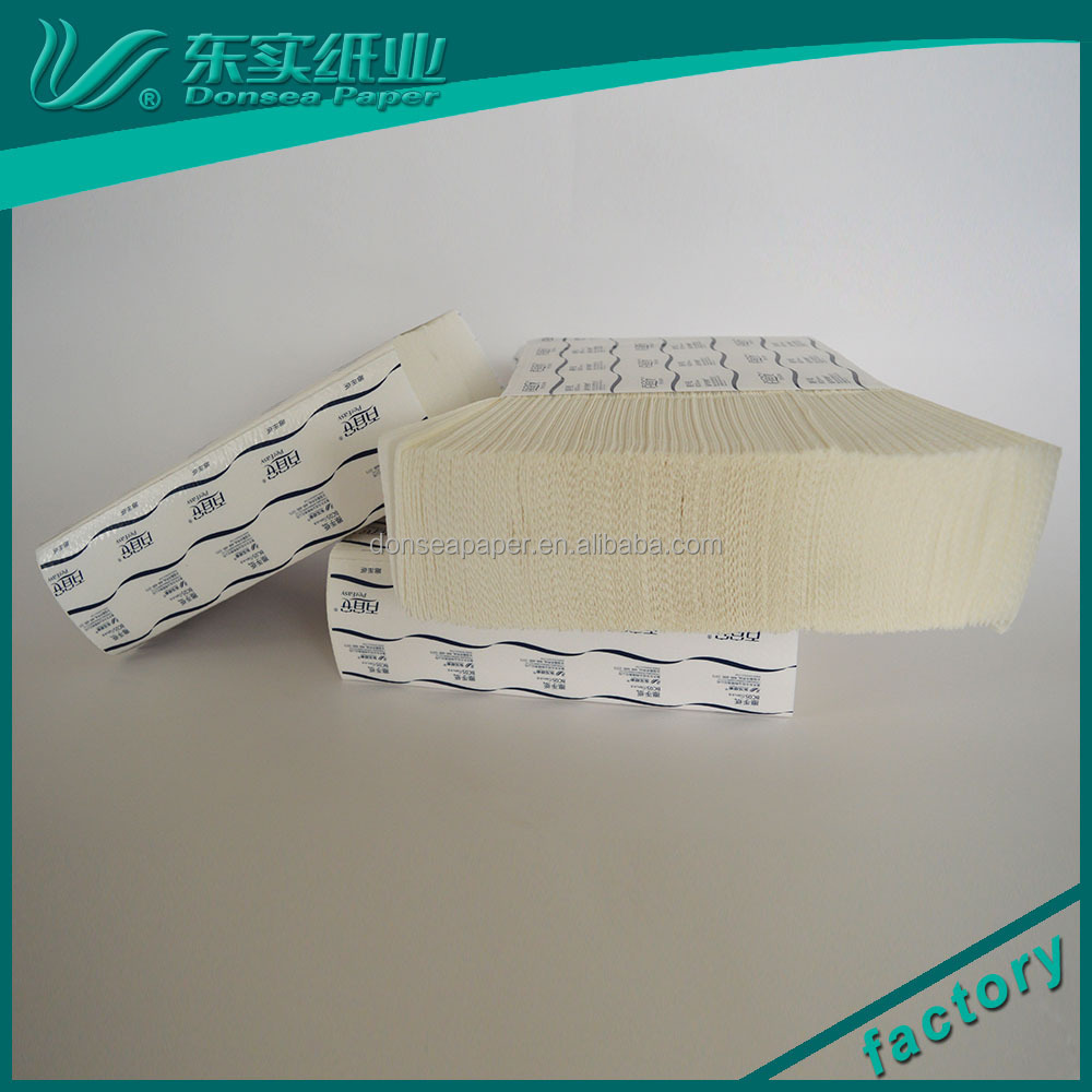 2 Ply High Absorbent Semi Closed Custom Logo N Fold Hand Paper Towels From Direct Manufacturer