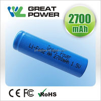 Popular hot sale lithium battery lithium iron phosphate