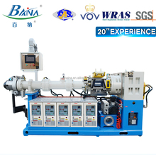 Professional manufacturer supply butyl rubber extruder silicone rubber extruder machine