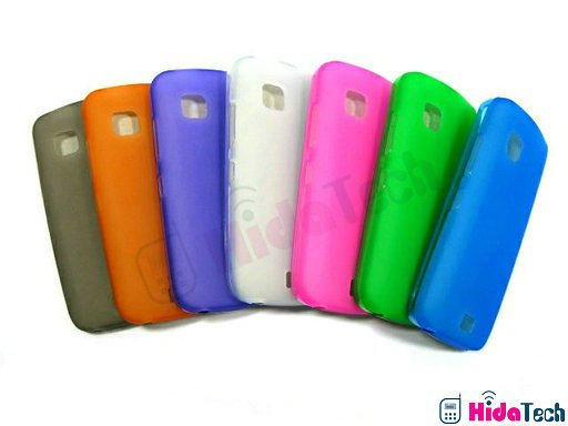 tpu matte back Cover Case for Nokia C5-03 skin cover Case for Nokia C5-03