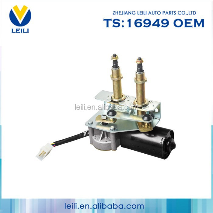 Automobile Motorcycle Parts Wiper Motor 24v