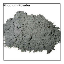 Rhodium manufacturer/ rhodium powder&rhodium solution