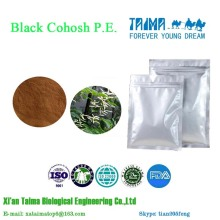 Top Quality Black Cohosh P.E.powder/Black cohosh extract