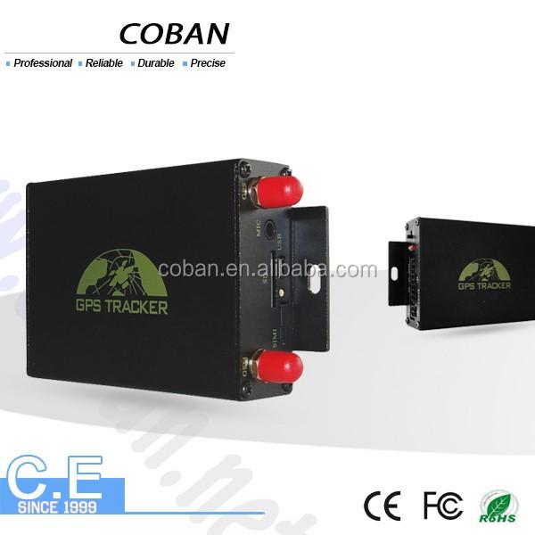 vehicle gps tracker TK105 with fuel calculator analog input camera & temperature monitoring
