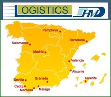 sea freight from china to Valencia Spain