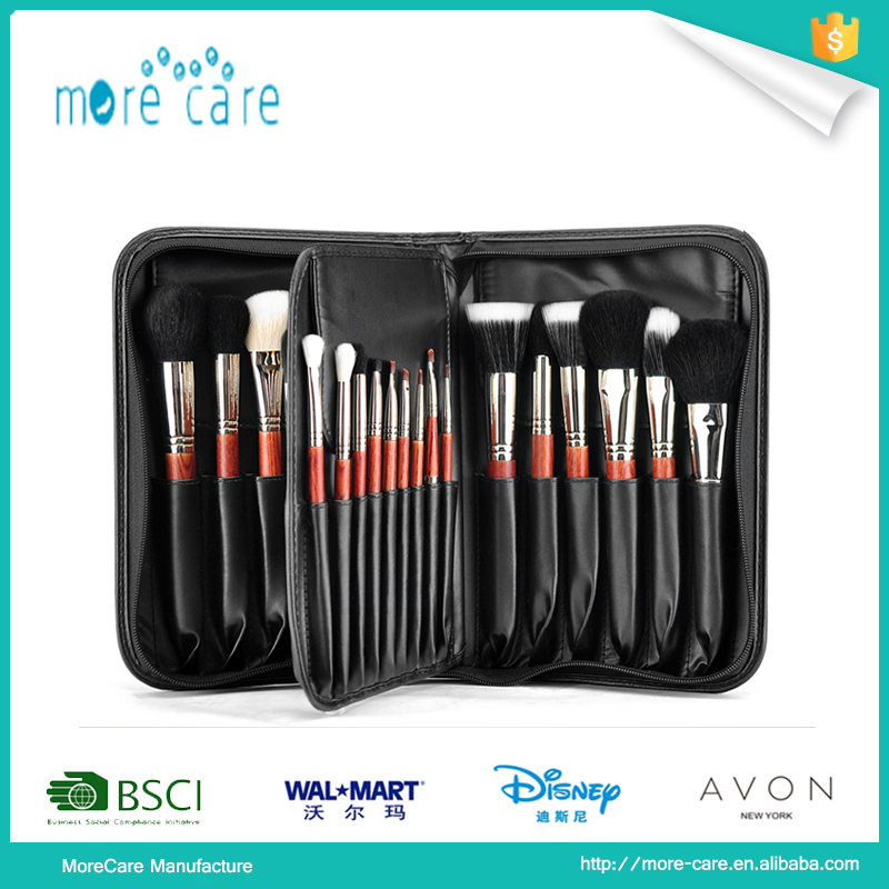 cheap best makeup case makeup brush travel case