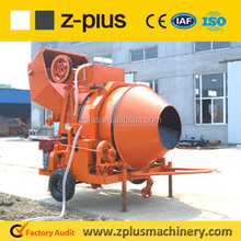 Second hand JZR350H Used Concrete Mixers ZPLUS China good price supply