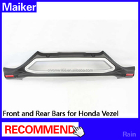 Front and Rear bumper for Honda Vezel SUV auto parts