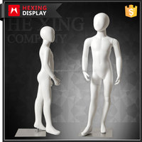 Fashion Standing Lovely Manikin Little Boy Models