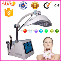 (Au-2) Pdt led light therapy equipment 7 color photon led skin rejuvenation machine