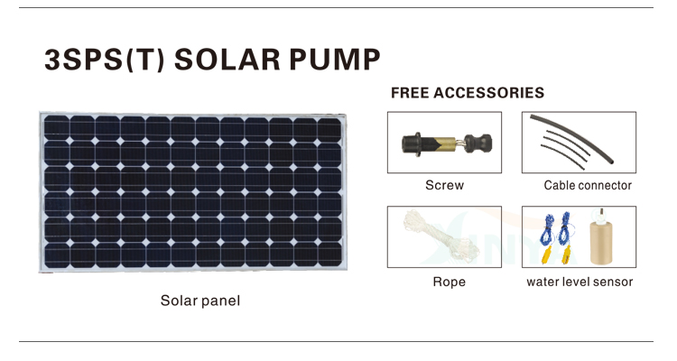 Competitive price solar water pump system for agriculture
