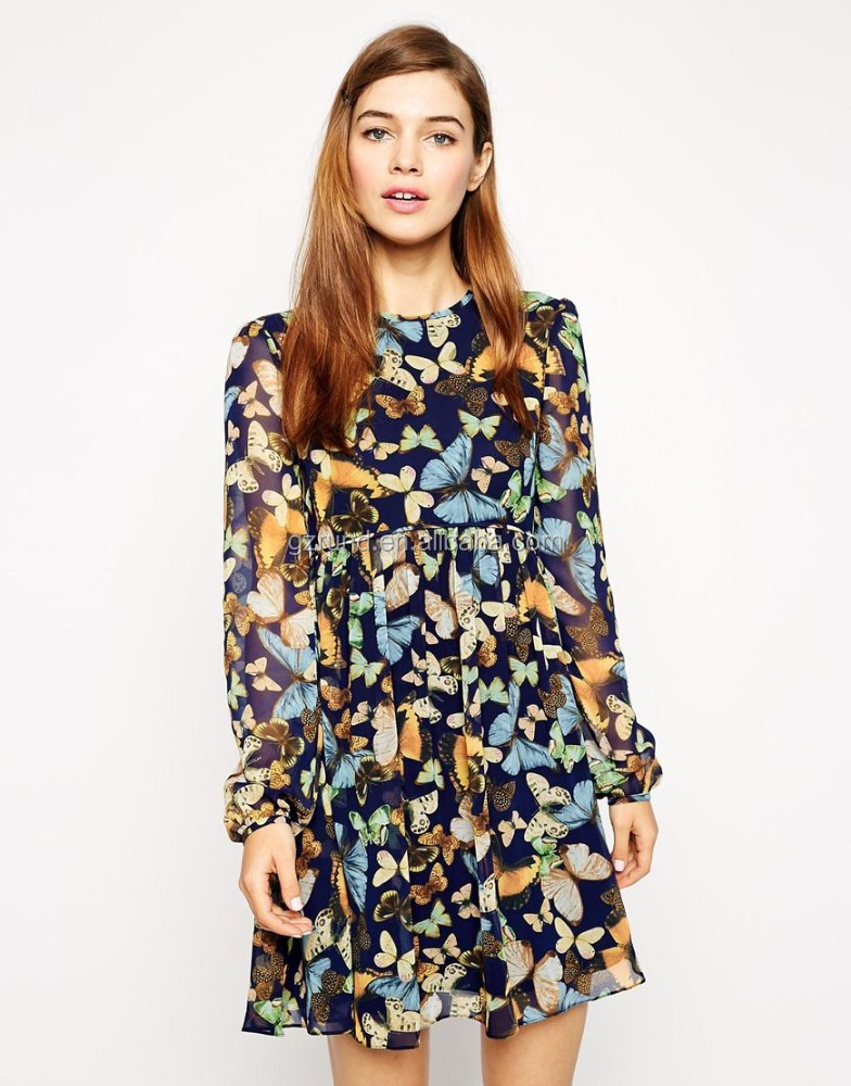 fashion clothing women factory direct price latest dress designs,women wholesale clothing plus size floral print dress