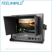 FEELWORLD FW789 Waveform 7 inch Full HD DSLR Lcd Monitor for Camera Rigs Camcorder Rig Steadicam