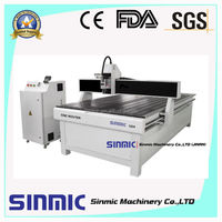 versatile machine for finishing router cnc 3 axis
