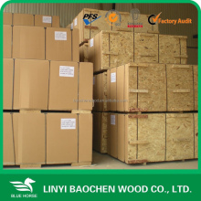 China Linyi OSB factory with cheap price