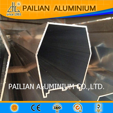 WOW!Powder coating aluminium triangle tube,extrusion 6063 aluminium tube connections,aluminium extrusion taiwan for frame